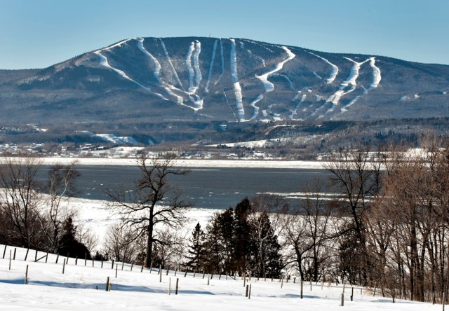 mont sainte anne quebec