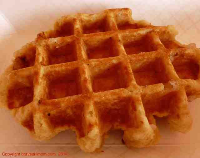 bruges waffle the canyons