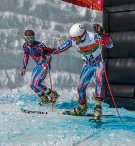 tanner visnick telemark ski racer