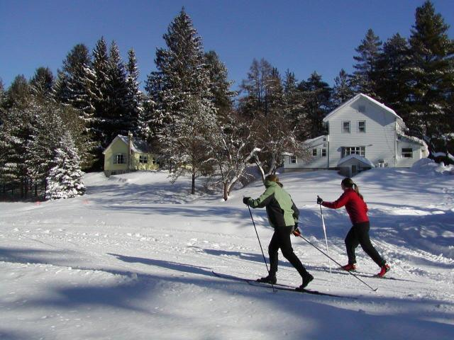 lapland lake cross country ski