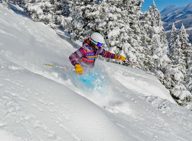 bumps mary jane ski