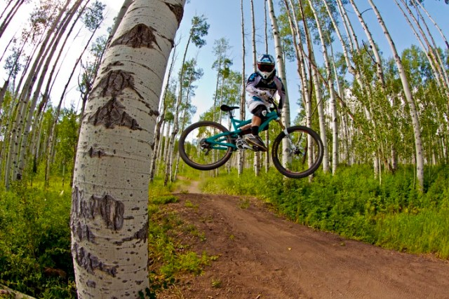 valhalla down hill biking snowmass