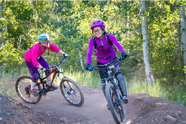 northstar biking women