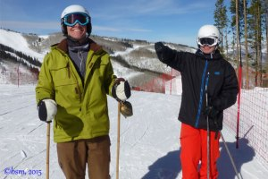 Skiing is Supposed to Be FUN!