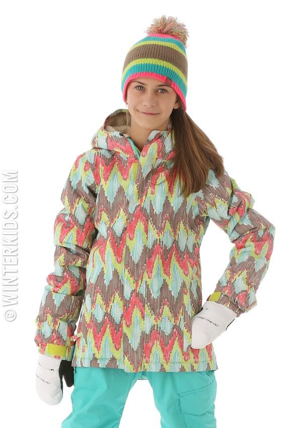 686 flora jacket for girls