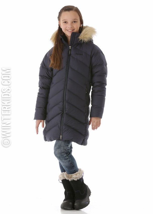 Marmot montreaux coat for girls