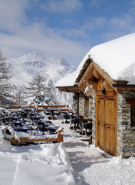 val d'isere winter