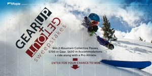 liftopia gear up get out sweepstakes