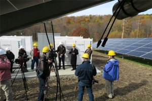 "Jiminy Peak Goes Green, Nears ""Net Zero"" Energy Use"