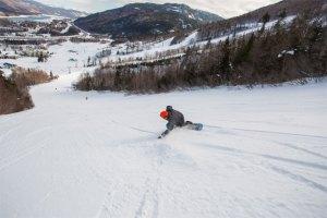 marble mountain ski terrain