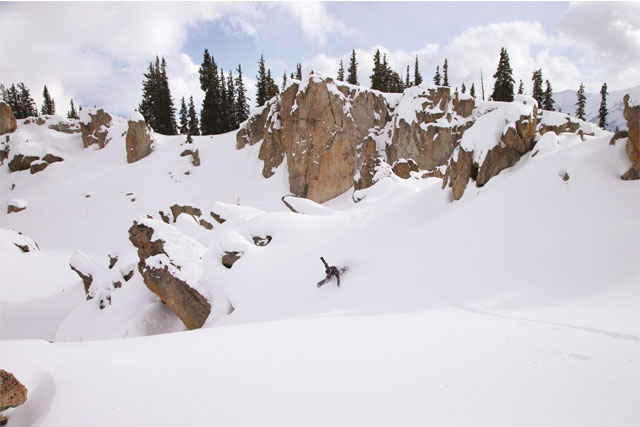 crested butte teo 2 ride