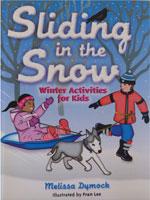 sliding snow cover