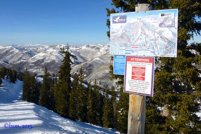 solitude mountain map