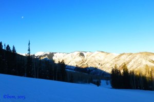 earliest light snowmass
