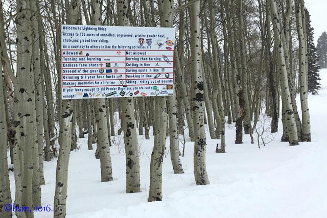 cat ski powder mountain utah