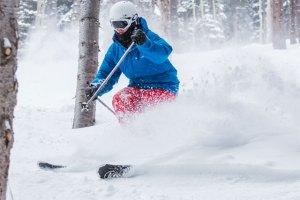 deer valley ian lummis skier