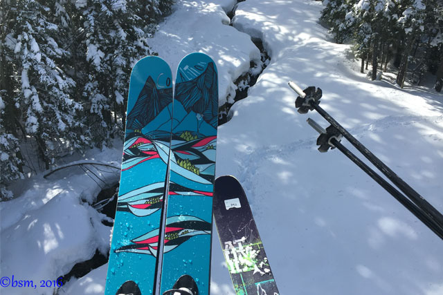 coalition snow sos 166 cm skis