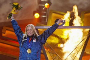 Kari Traa: Olympic Medalist, Ski Mom, Ski Fashion Entrepreneur
