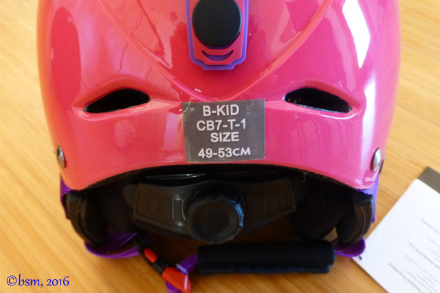 bolle kids helmet click to fit