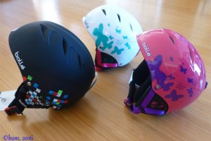 Gear Review: Bollé Helmets and Goggles for Kids (Giveaway)