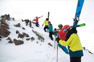 Put it On the List: North Face Guided Skiing At Squaw Valley