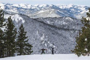 Family, Traditions and Skiing: Northstar California Resort