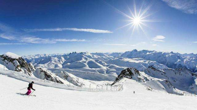 ski resort lapland