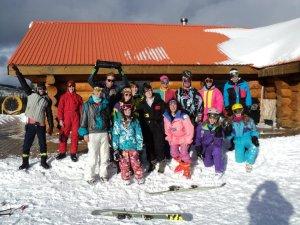retro day mt timothy bc ski