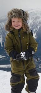 tobe outerwear kids edus mono suit