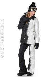 volcom bristol jacket ski