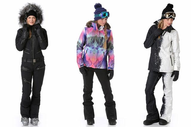Ski Fashion 2016-2017: Season Highlights from WinterWomen ...