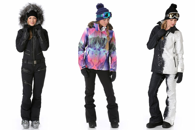 Ski Fashion Trends For