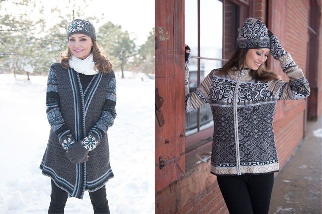 icelandic designs jewel and chloe sweaters