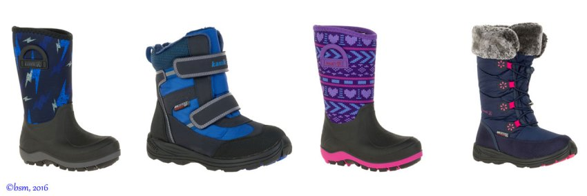 kamik boots for kids