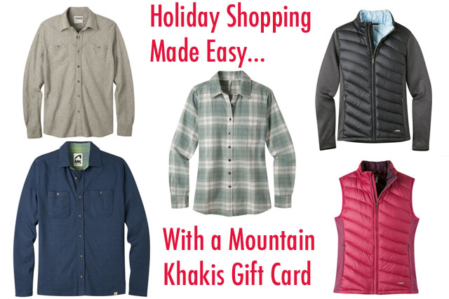mountain khakis holiday shopping