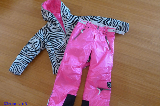 skea limited junior ski clothes