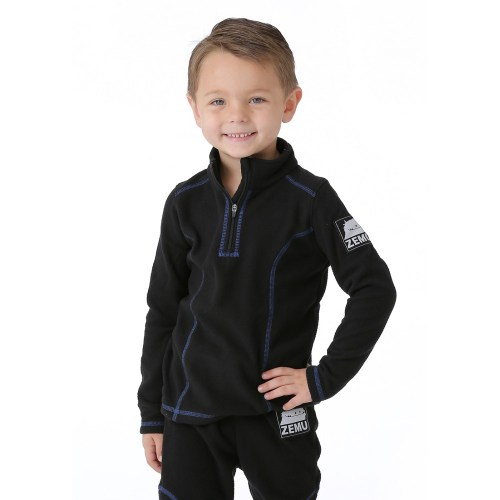 WinterKids Zemu 1/4 Zip Fleece Top