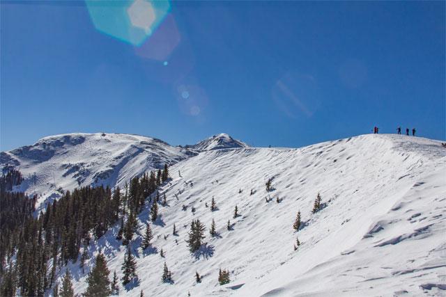 highline ridge kachina peak
