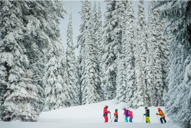 An Insider's Guide to Family Skiing at Silver Star Mountain Resort