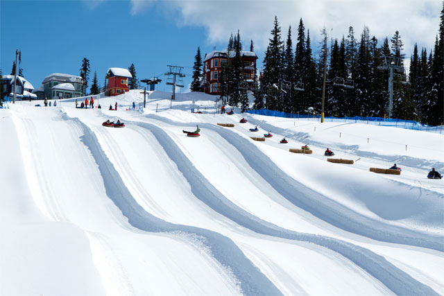An Insider S Guide To Family Skiing At Silver Star