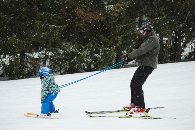 slope ropes skiing