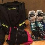 The Brave Ski Mom Family Ski Gear Checklist