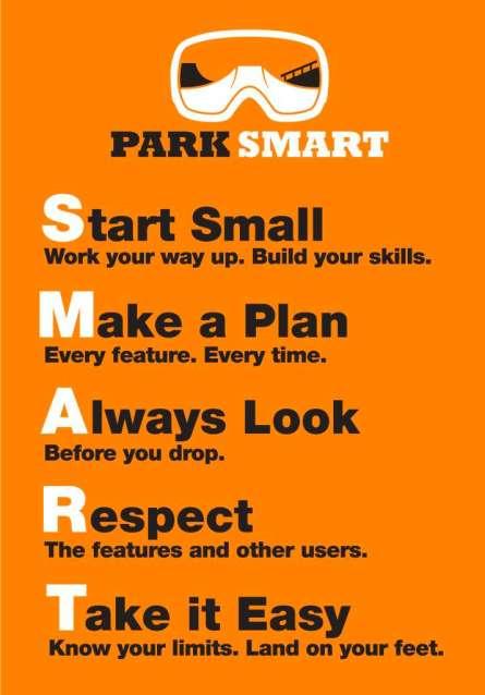 park smart signs
