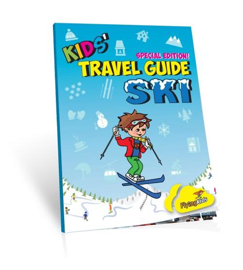 flying kids ski travel guide