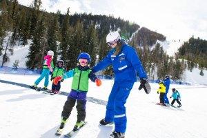 keystone beginner skiing