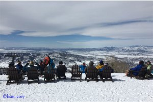 ski and dine with a view steamboat