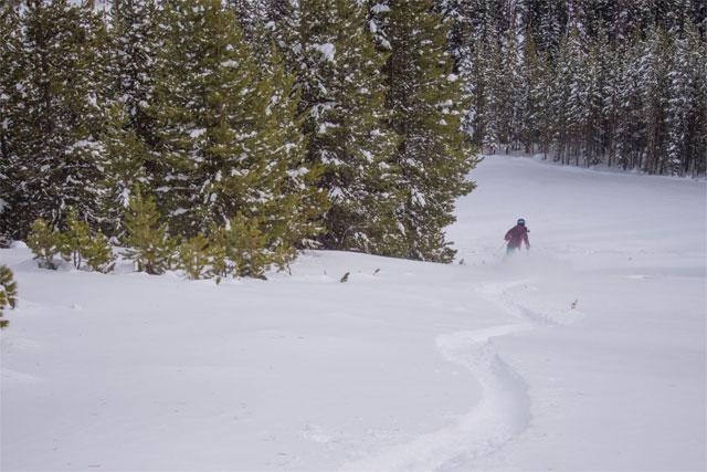 vasquez ridge winter park