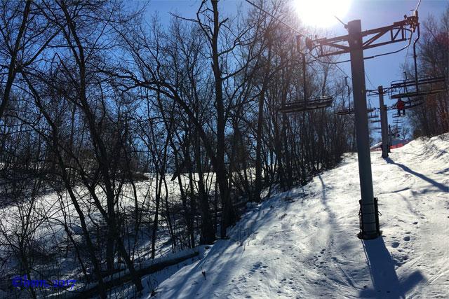 Minnesota, NICE! Our Twin Cities Skiing Experience