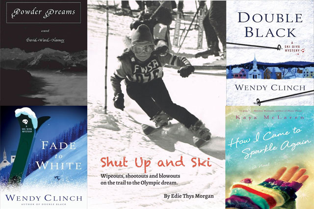 best fiction books about skiing
