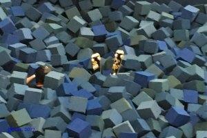 woodward copper foam pits